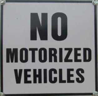 No-Motorized-Vehicles-sign-Boise-River-Greenbelt-ID-5-7-2016