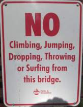 No-jumping-from-bridge-sign-Boise-River-Greenbelt-ID-5-7-2016