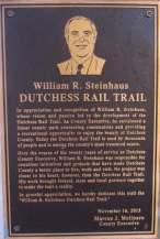 Steinhaus-sign-Dutchess-Rail-Trail-NY-8-30-2016