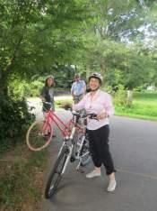 Sandra-Schmid-David-and-Sharon-Ward-Blk-Mtn-NC-ride-7-30-2016