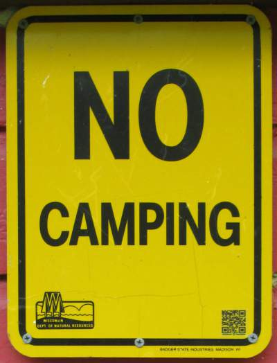 No-camping-sign-Elroy-Sparta-Trail-WI-5-8&9-17