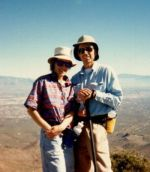 Sandra-and-Jim-Schmid-on-top-Wasson-Peak-Tucson-AZ-1995