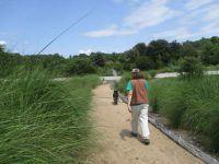 Sandra-Schmid-and-Willow-SC-Botanical-Garden-Clemson-SC-8-22-18