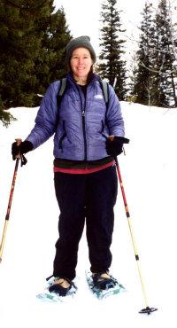 Sandra-Schmid-on-snowshoe-weekend-ID-2004